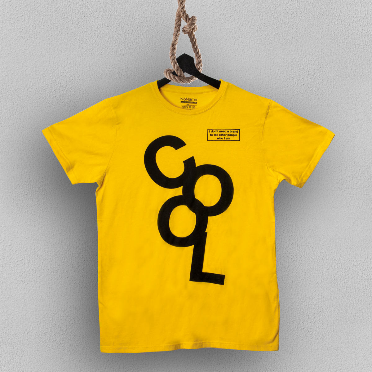 Cool T-Shirt Gialla