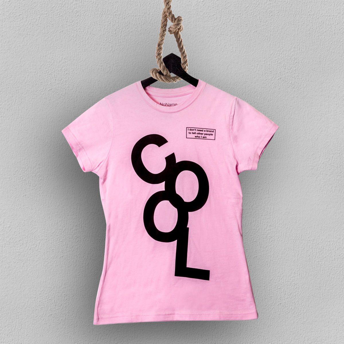 Cool T-Shirt Rosa