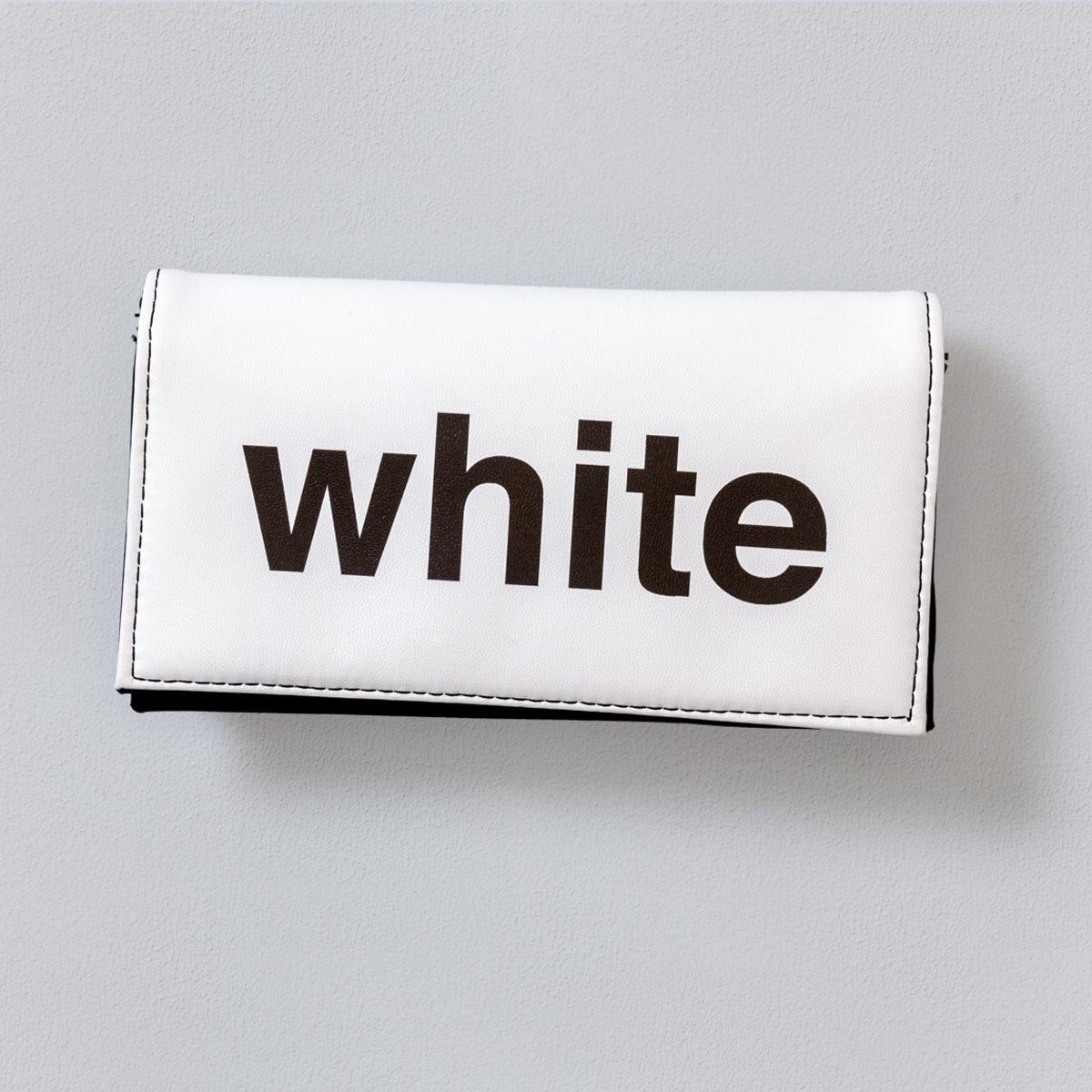 Porta Tabacco Bianco
