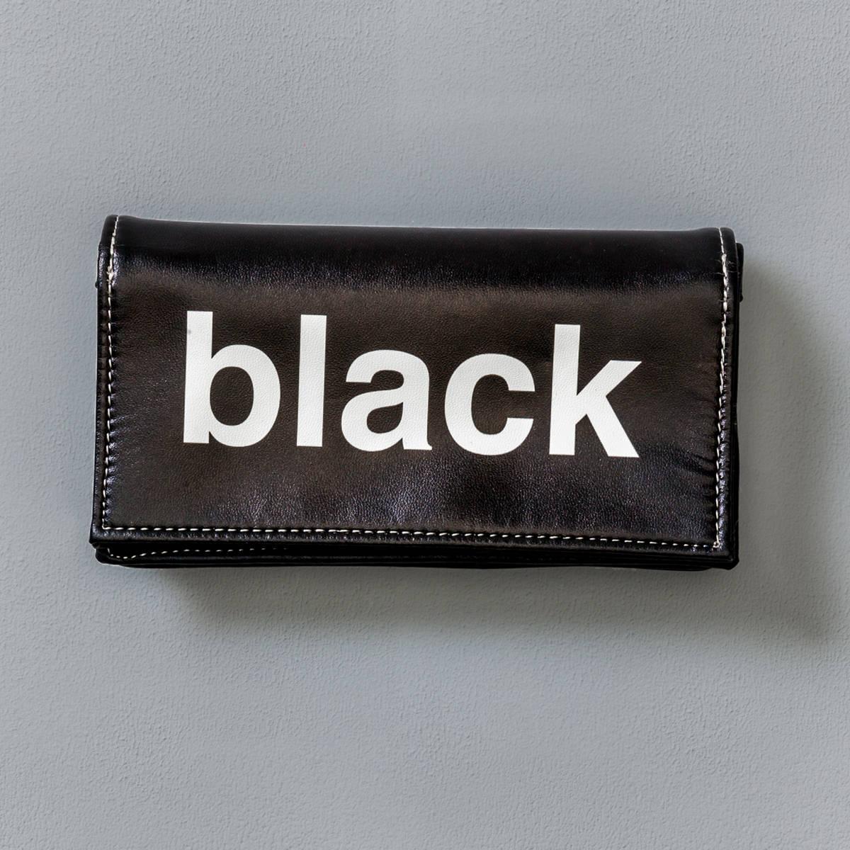 Porta Tabacco Nero